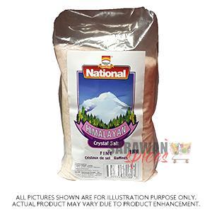 National Himalayan Crystal Salt Coarse 800G
