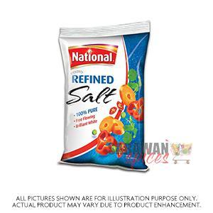 National Iodized Refined Salt 800G