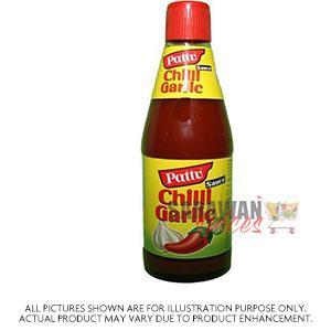 Pattu Chilli Gar Sauce 500G