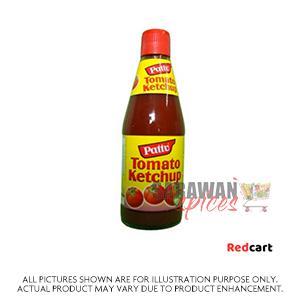 Pattu Tomato Ketchup 500G