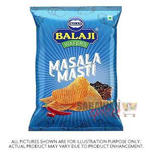 Balaji Wafer  Masala Masti 170G