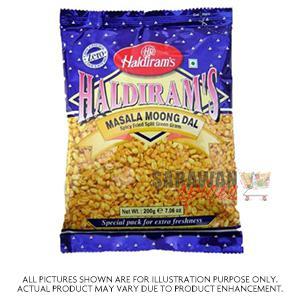Haldiram (Del) Moong Dal Msl 200G