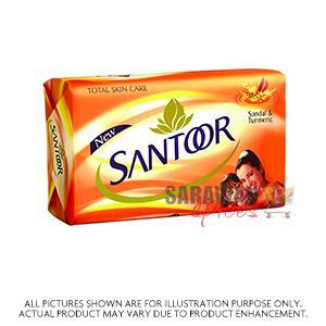 Santoor Soap 100G/50G