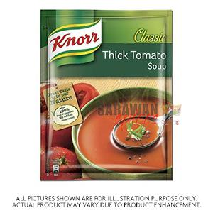 Knorr Classic Thick Tomato 55G