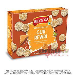 Bikano Gur Rewri 400G