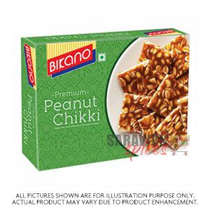 Bikano Peanut Chikki 400G
