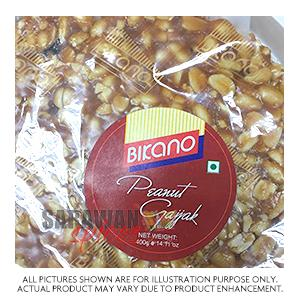 Bikano Peanut Gajjak 400G