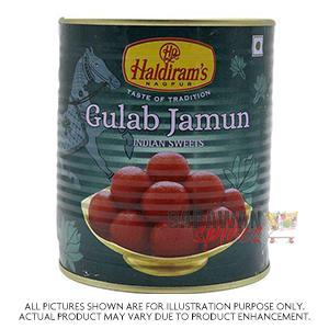 Haldiram (Del) Bulk Gulab Jamun 3.7Kg