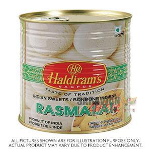 Haldiram (Del) Rasmalai 1Kg