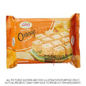 Grb Soan Papdi Orange 200G
