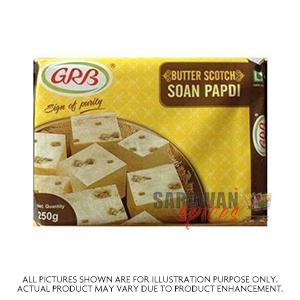 Grb Soan Papdi Butter Scotch 250G
