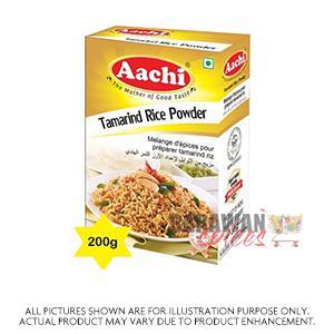Aachi Tamarind Rice Pwd  200G