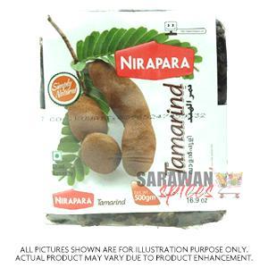 Nirapara Tamarind 500G