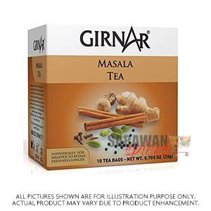 Girnar Masala Teabags 100Pcs
