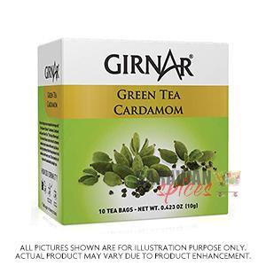 Girnar Cardamom Teabags 100Pcs