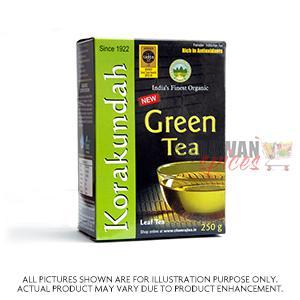 INDIAS FINEST GREEN TEA 250 g
