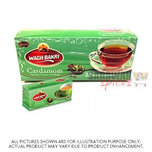 Waghbakri Cardamom 25Bags