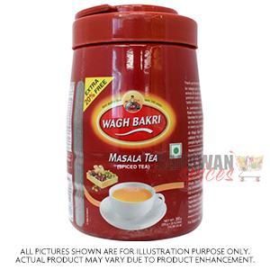 Waghbakri Masala(spiced) Tea 250/300G