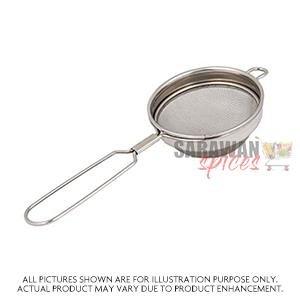 Tea Strainer Steel Small