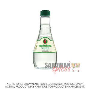 Cornwell White Vinegar 375Ml