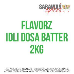 Flavorz Idli Dosa Batter 2Kg