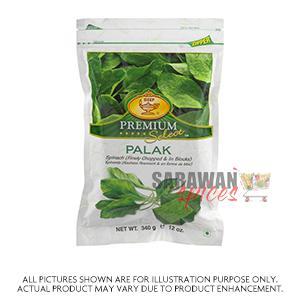 Deep Palak  Spinach 340G