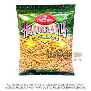 Haldiram (Del) Boondi Msl 200G