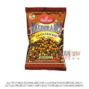 Haldiram (Del) Chana Cracker 200G