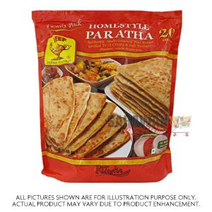 Deep Homestyle Paratha 20Pcs