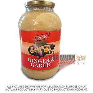 Pattu Ginger & Garlic 2Kg
