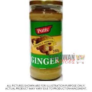 Pattu Ginger 350G
