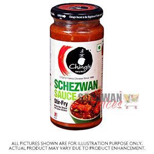 Ching Schezwan Stir Fry Sauce 250G