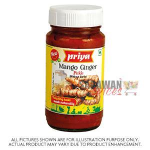 Priya Mango Ginger 300G