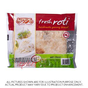Supreme Fresh Roti Onion 500G