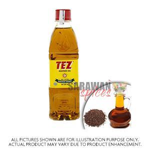 Tez Mustard Oil 100Ml