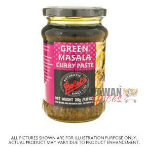 Bolst Green Masala Paste 280G