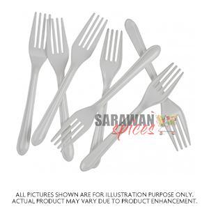 Plastic Forks 100Pcs