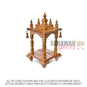 Temple Wooden Small