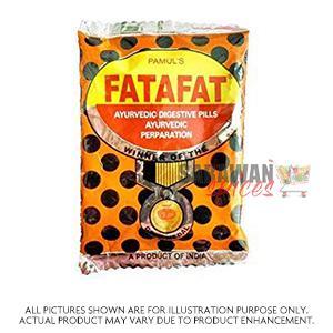 Fatafat Ayurvedic Digestive Pills 15G