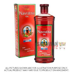 Himami Navratan Oil 300/200Ml