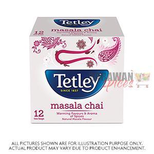 Tetley Masala Tea 50 Bags