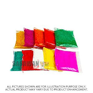 Holi Color 100G Small Pack