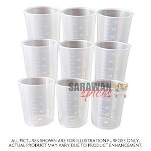 Plastic Cups 40Pcs/50Pcs