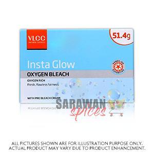 Vlcc Instaglow Oxygen Bleach 51.4G