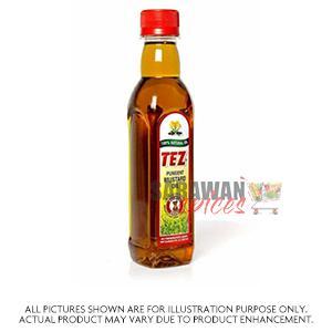 Tez Mustard Oil 237Ml