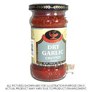 Deep Dry Garlic Chutney 150G