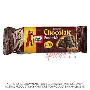 Peek Freans Chocolate Sandwich 130G