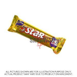 Cadbury 5 Star 22G