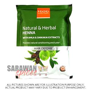 Vlcc Natural & Herbal Henna 100G