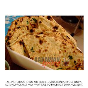 Indian Garlic Roti 8